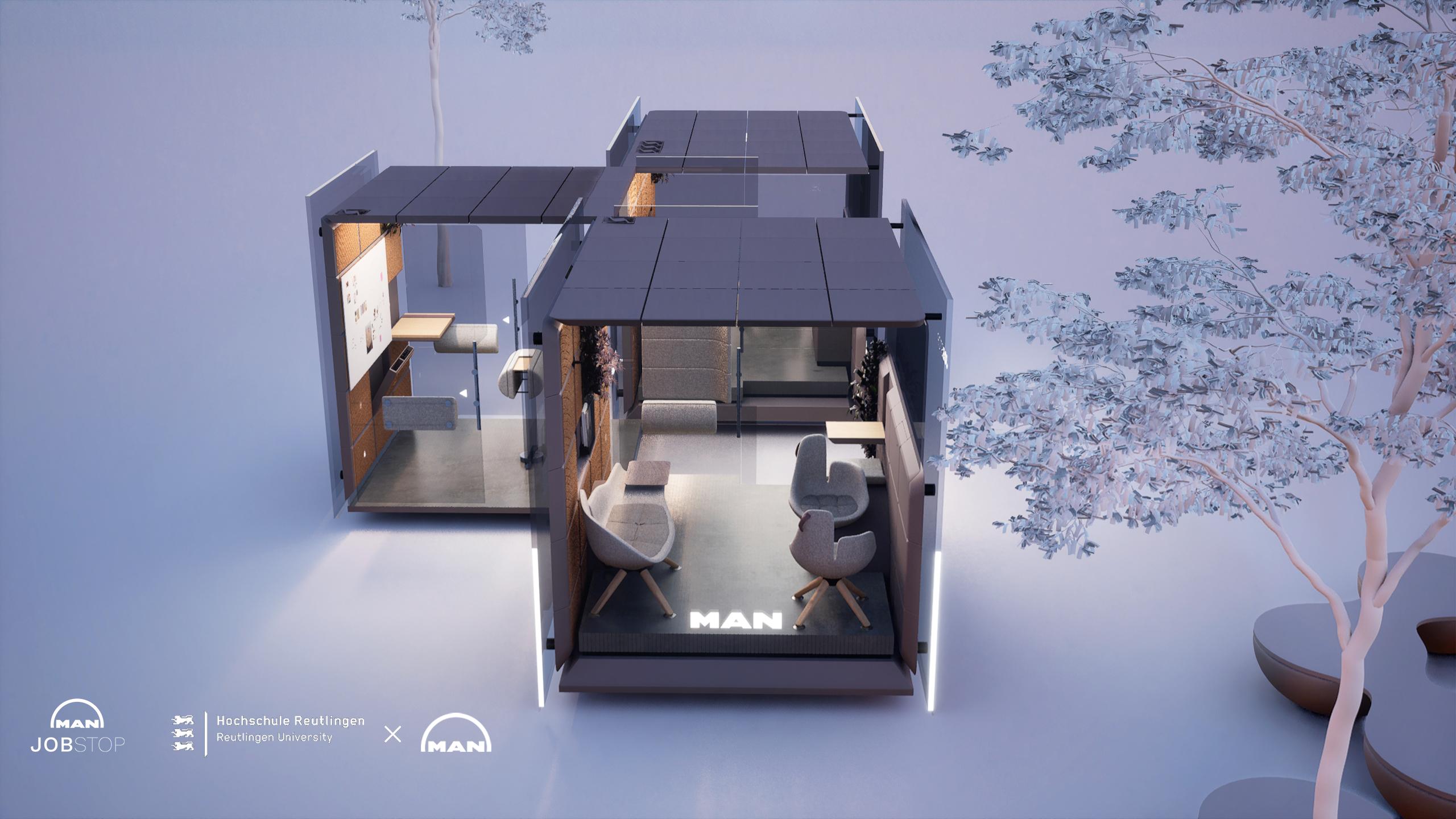 MAN JobStop - MA 1