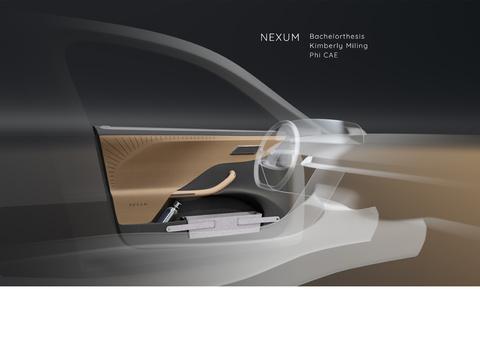NEXUM - a circular design concept